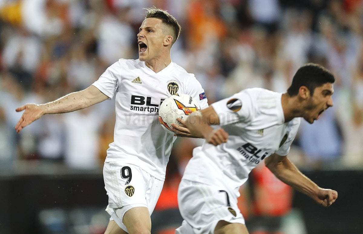 Real Valladolid vs Valencia