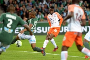 St. Etienne vs Montpellier