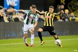 Vitesse vs Groningen