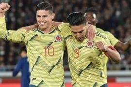 Argentina vs Colômbia