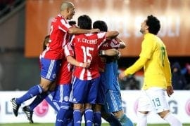 Argentina vs Paraguai