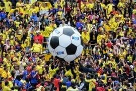 Colombia x Qatar