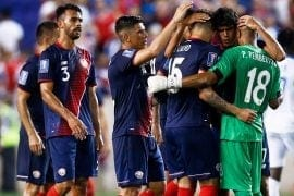 Costa Rica vs Nicarágua