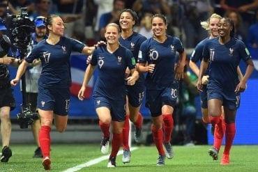 França vs EUA