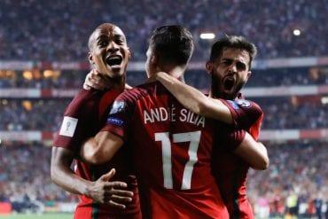 Portugal vs Suíça