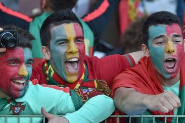 Portugal-x-Holanda