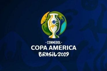 favoritos na Copa América