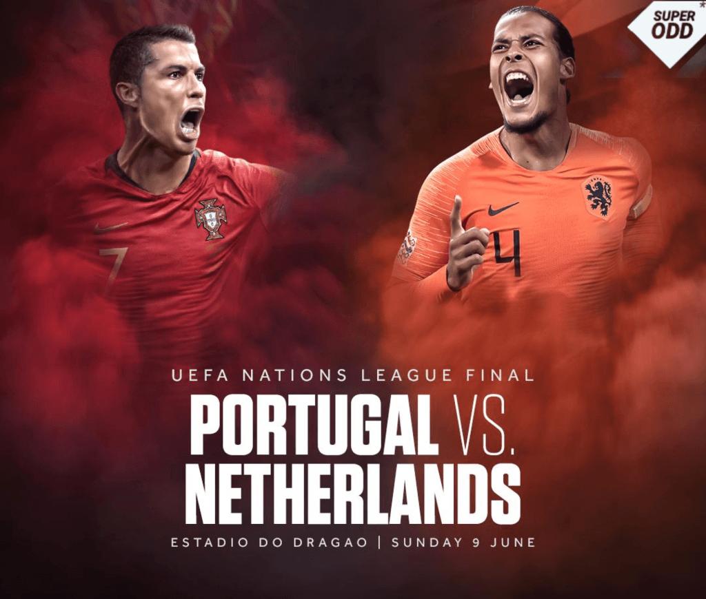 Portugal vs Holanda