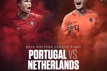 Portugal vs Holanda
