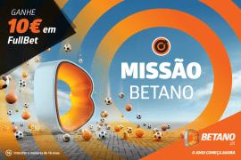 Missão da Betano