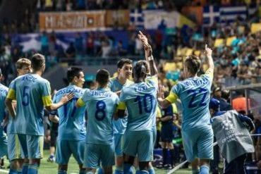 CFR Cluj vs Astana