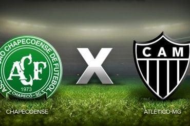 Chapecoense vs Atlético MG