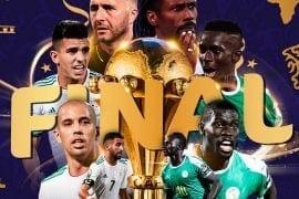 Final Taça Nações Africanas