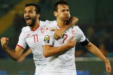 Senegal vs Tunísia