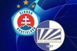 Sutjeska x Slovan Bratislava