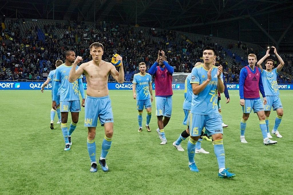 Astana x BATE