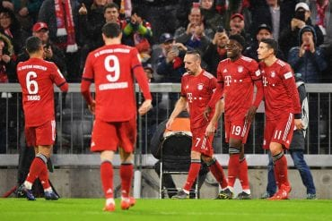 Bayern Munich x Mainz