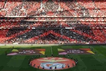 Benfica x Paços de Ferreira