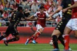 Braga vs Spartak Moscovo