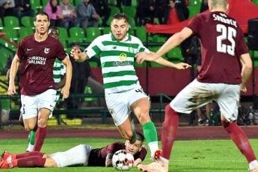 Celtic x Cluj
