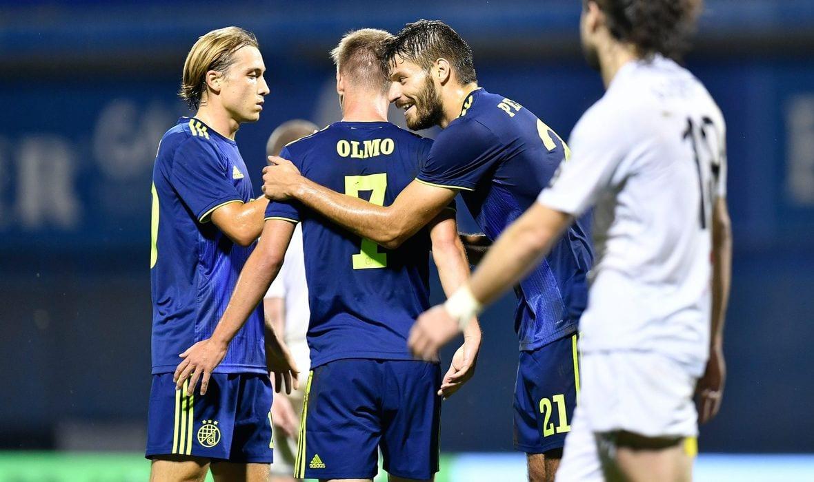 Dínamo Zagreb x Rosenborg
