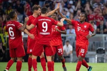 Energie Cottbus vs Bayern