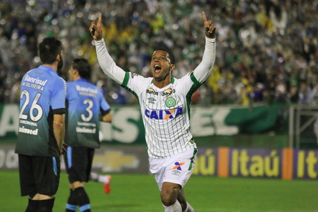 Grêmio x Chapecoense