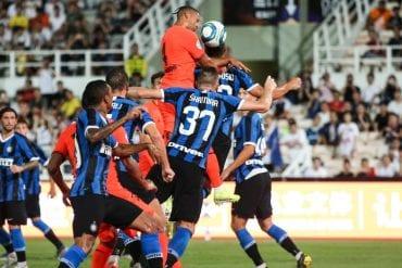 Inter de Milão vs Lecce