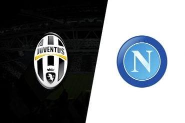 Juventus x Nápoles