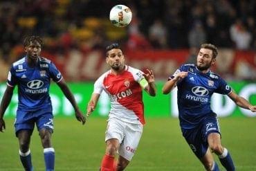 Mónaco vs Lyon