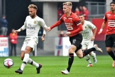 PSG x Rennes