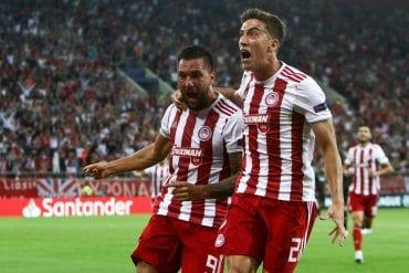 Prognóstico Olympiacos vs FC Krasnodar
