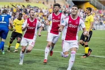 Venlo x Ajax