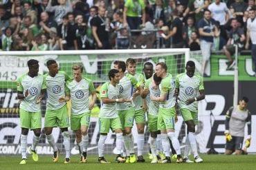 Wolfsburg x Paderborn