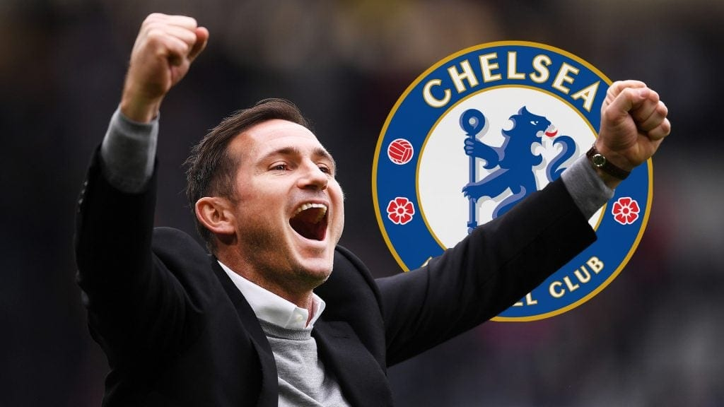 Finalmente, Para Lampard