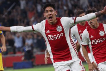Ajax vs Lille