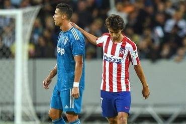 Atlético Madrid vs Juventus