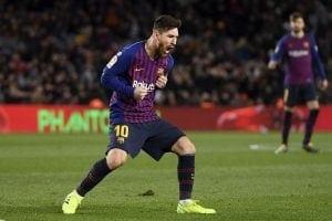 Barcelona vs Valência