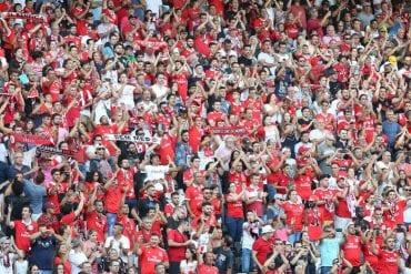 Benfica vs Vitória de Setúbal
