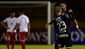 Corinthians vs Independiente del Valle