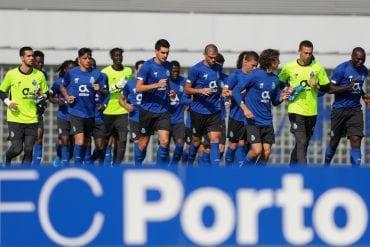 Porto vs Santa Clara