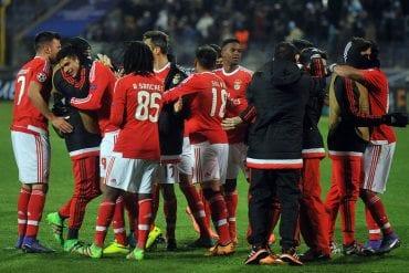 Zenit vs Benfica