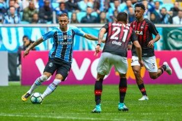Prognóstico Athletico vs Grêmio