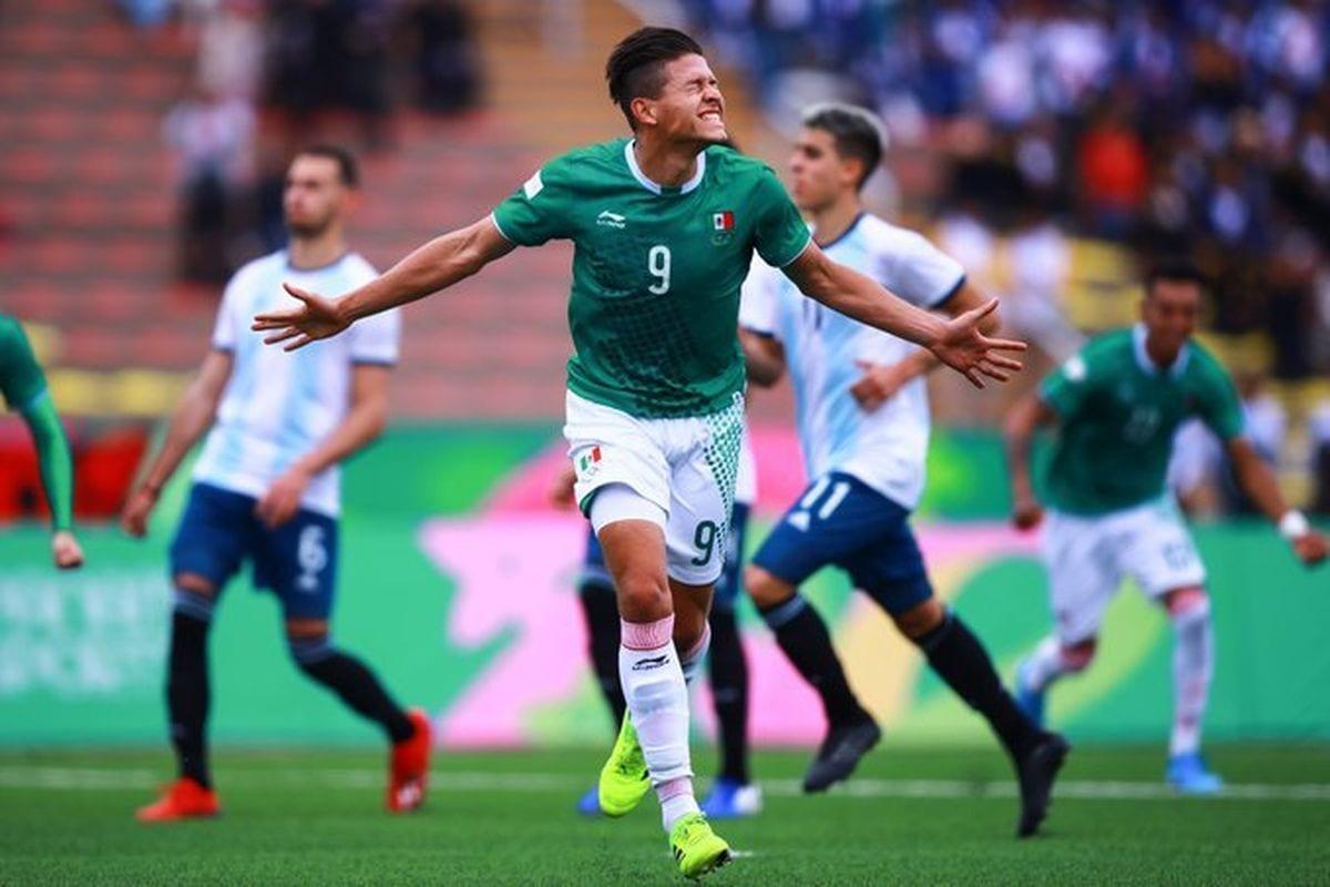 Prognóstico Argentina vs México