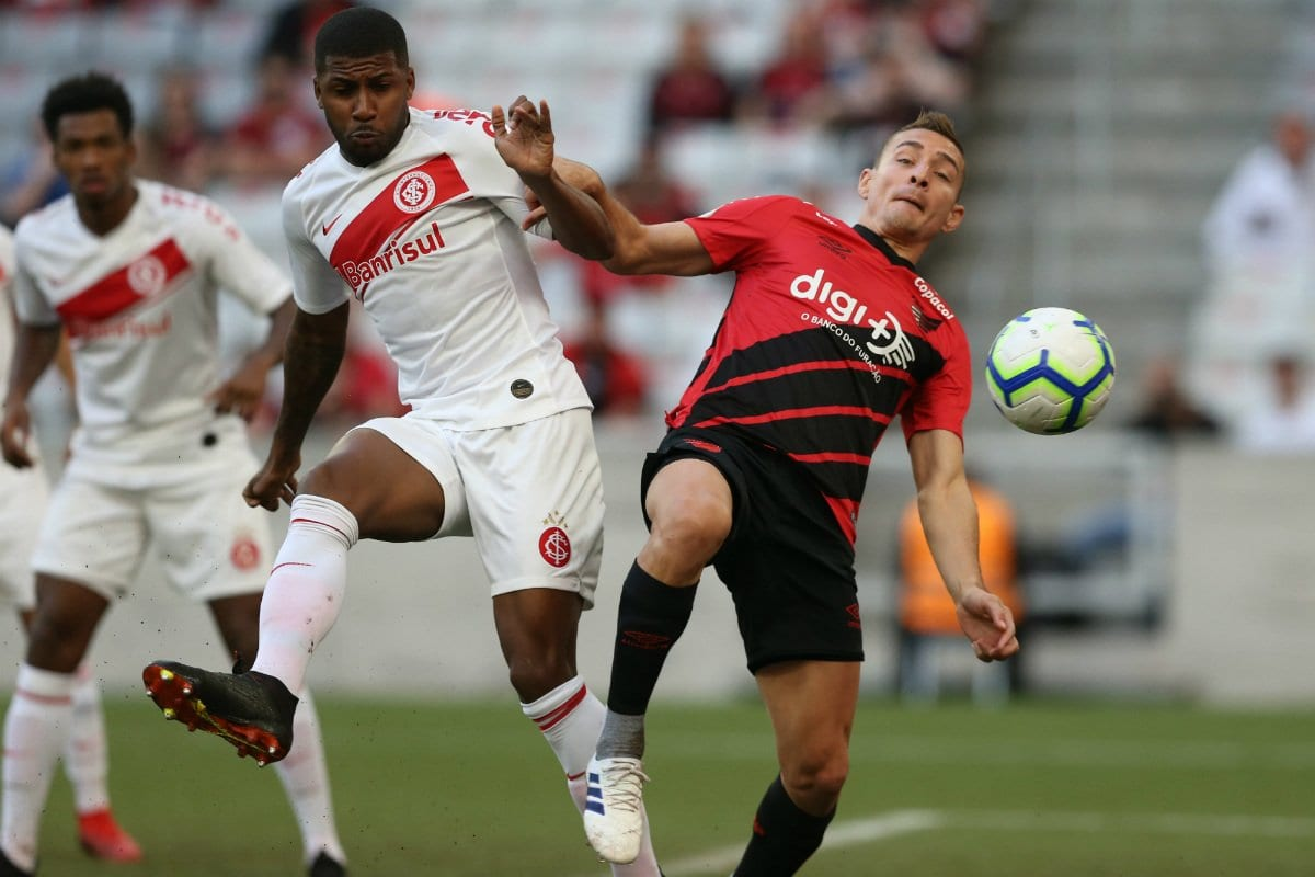 Prognóstico Athletico vs Internacional
