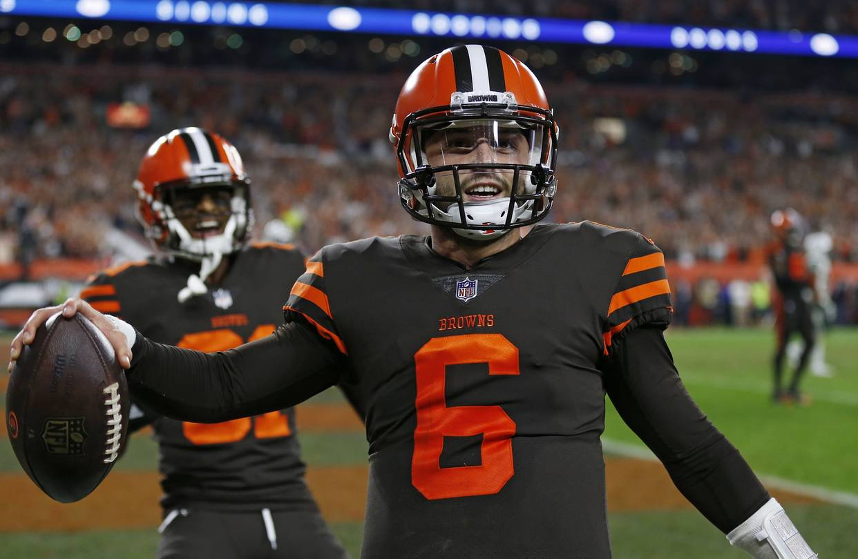 Prognóstico Cleveland Browns vs Los Angeles Rams