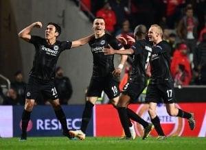 Prognóstico Frankfurt x Arsenal