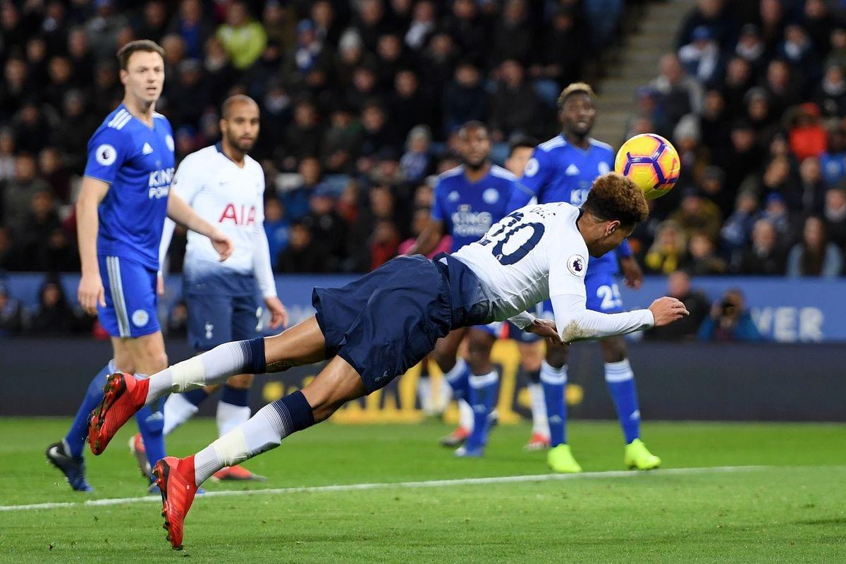 Prognóstico Leicester x Tottenham