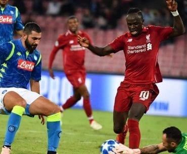 Prognóstico Napoli x Liverpool