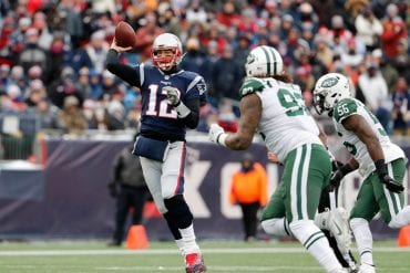 Prognóstico New England Patriots vs New York Jets